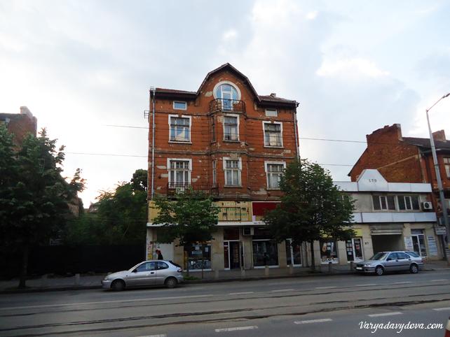 Бульвар Христо Ботев, София, Болгария