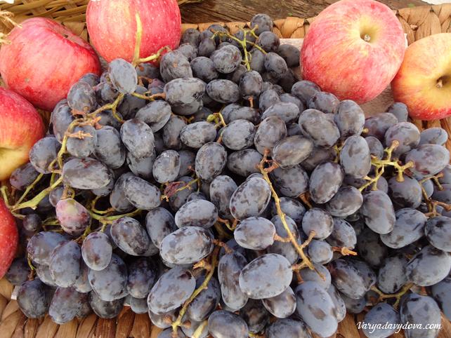 Сколько стоят фрукты в октябре