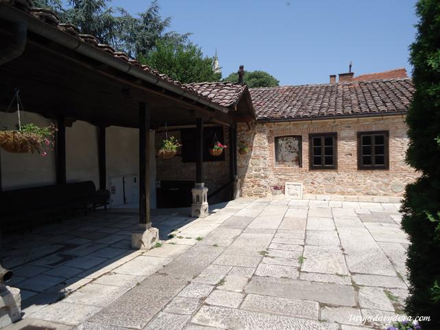 Церковь Свети Спас. Скопье