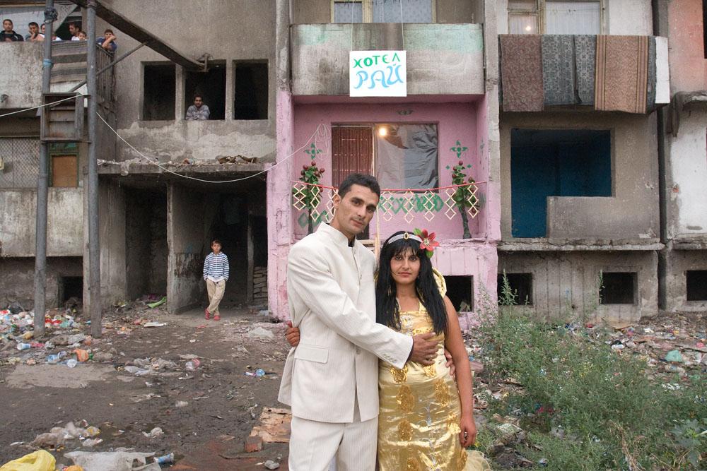 Цыганские свадьбы в Бургасе