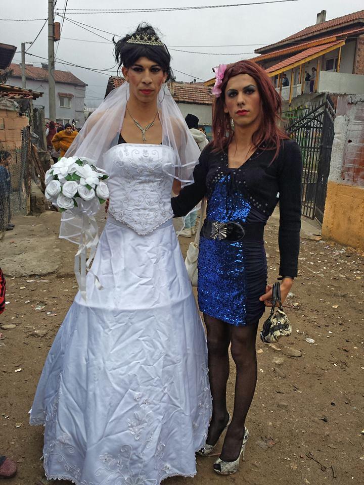 Цыгане геи женятся