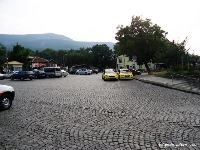 Дороги в Софии