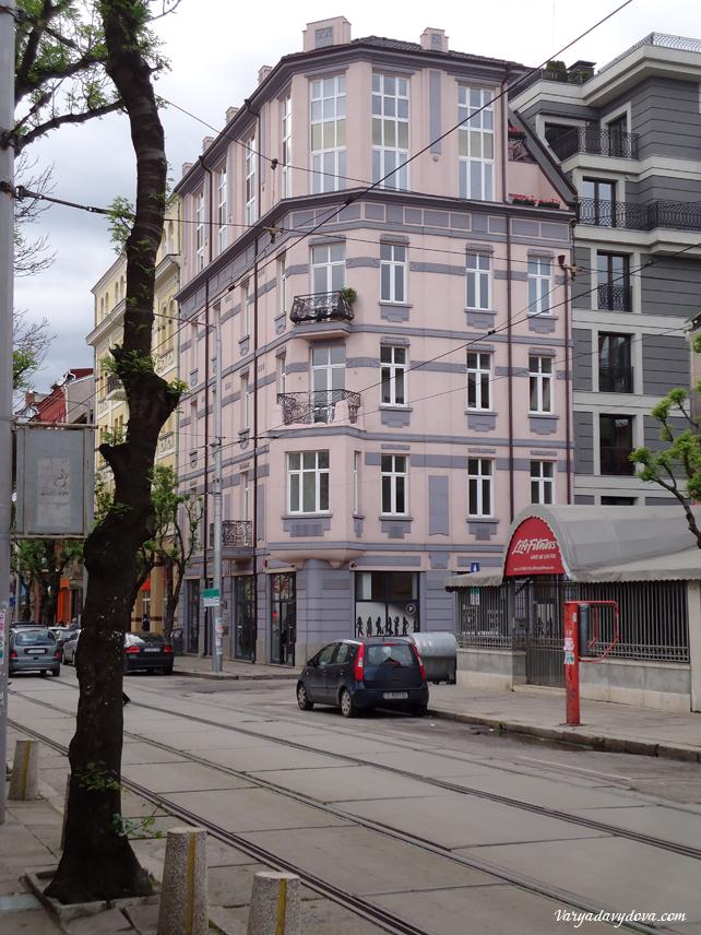 Улица Экзарх Иосиф - где купить обувь в Софии