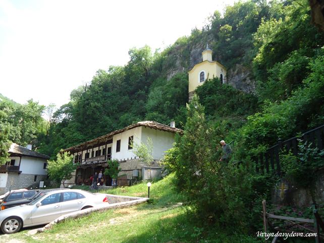 Болгария. Монастыри
