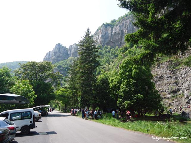 Водопады Болгарии. Фото
