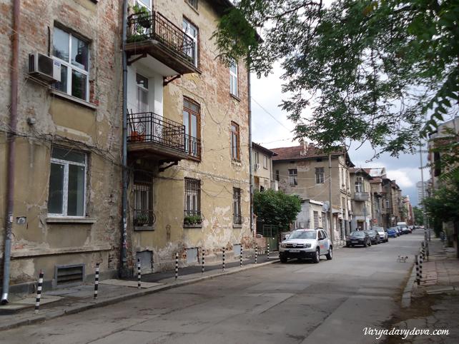 Улица Братя Миладинови. Квартал Центр