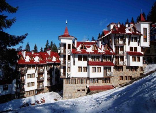 апартаменные комплексы в Болгарии