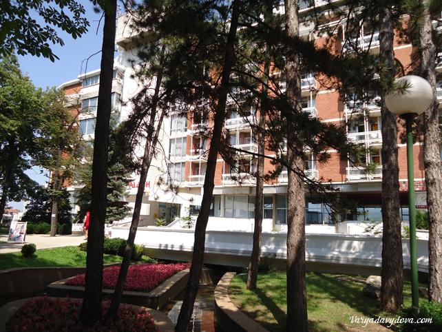 Отдых и лечение в Сербии.Институт Нишка Баня