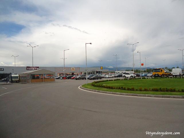 Торговый комплекс Jumbo-plaza