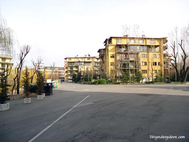 Kompleks Maksi Grin Siti Varya Davydova Bolgariya