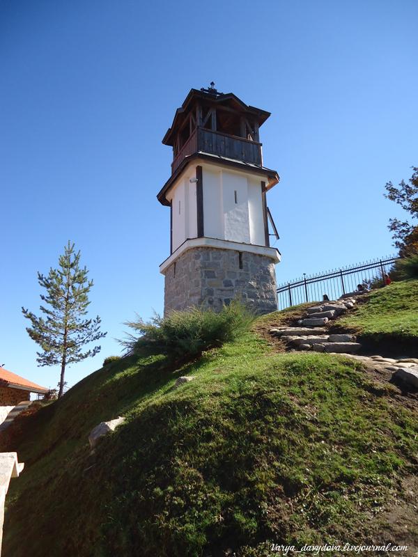 Крепость в Болгарии. Цари Мали град