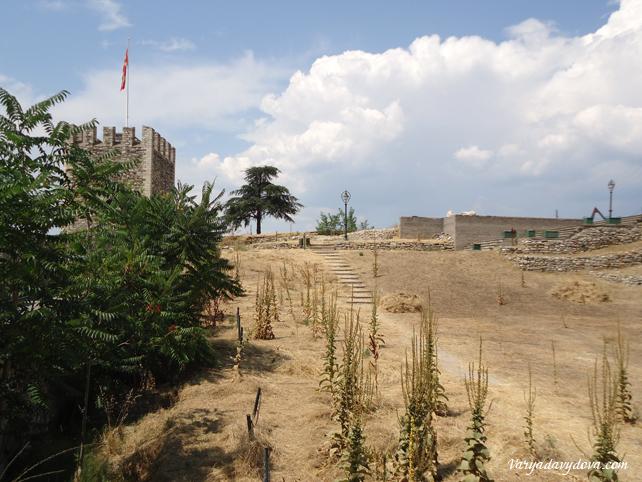 Крепость в Скопье