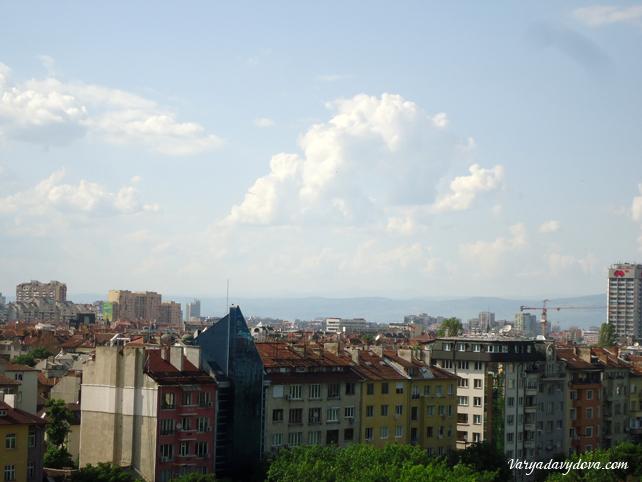 Софийские крыши