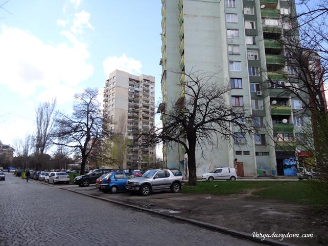 Квартал Банишора в Софии