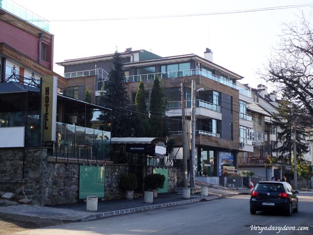 Квартал Драгалевци