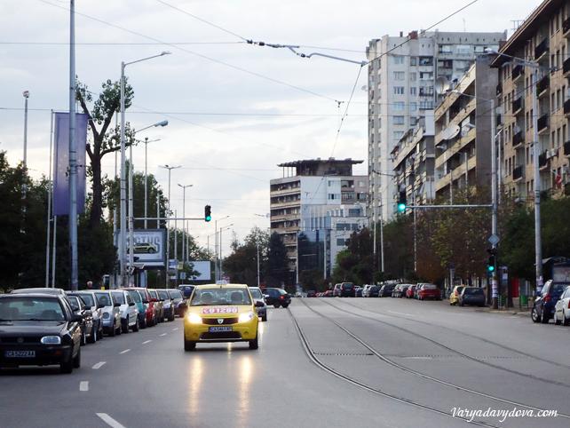 Квартал Гео Милев в Софии