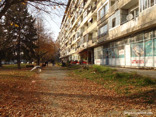 Квартал Илинден в Софии