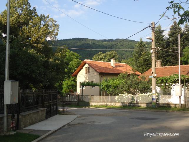 Квартал Панчарево. София