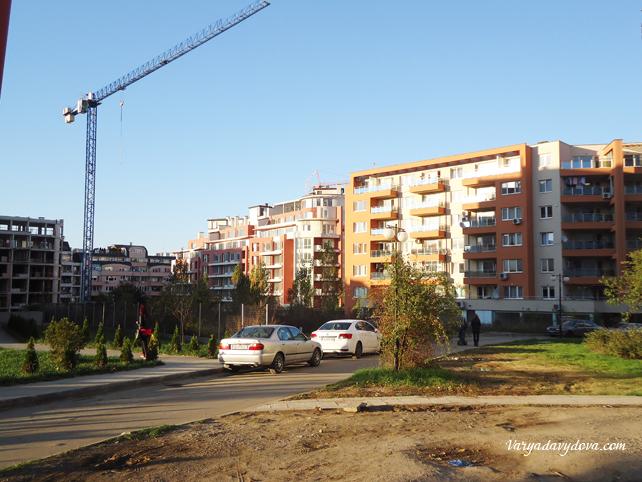 Студентски град - квартал в Софии