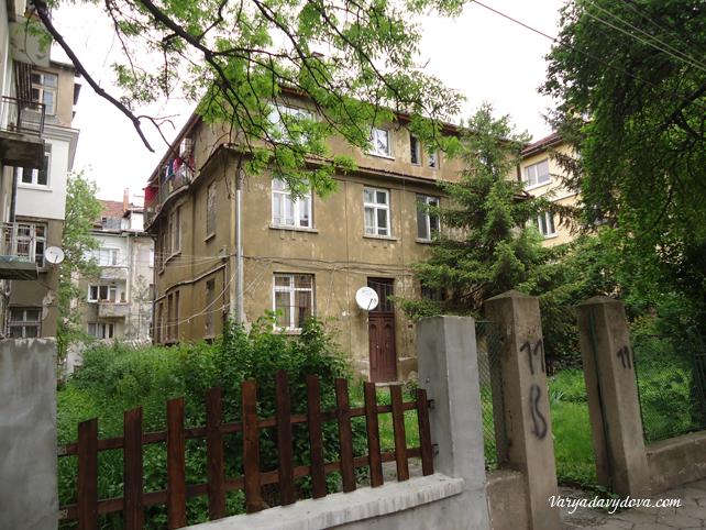 Квартал Яворов в Софии