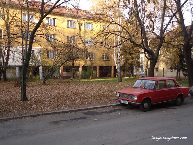Квартал Захарна фабрика в Софии