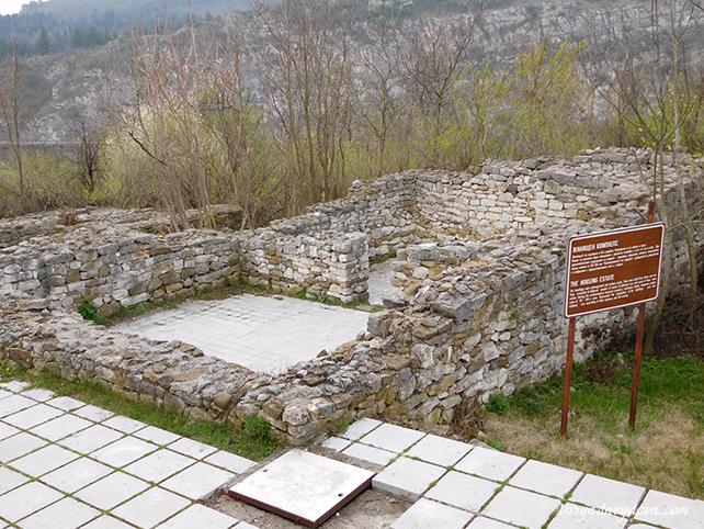 Ловешка крепость в Ловече