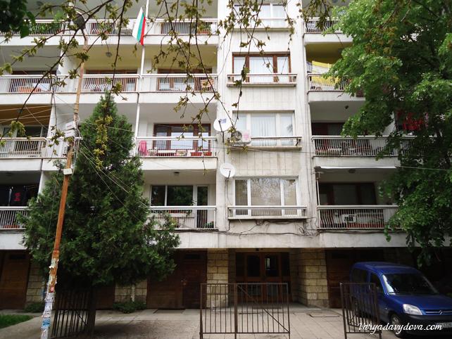 Квартал Лозенец в Софии