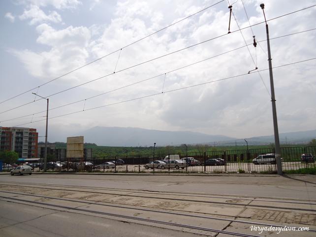 Жилой квартал Люлин в Софии