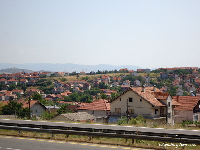 Македония.Виза