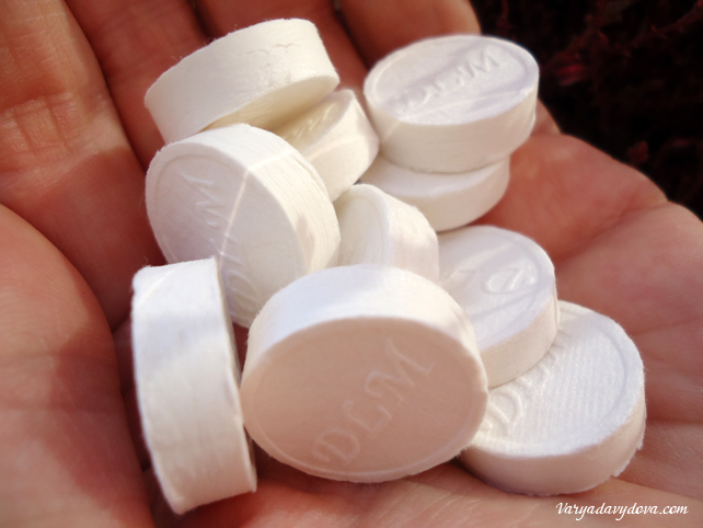 Маски таблетки