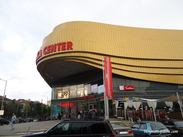 ТЦ молл Сердика Центр в Софии