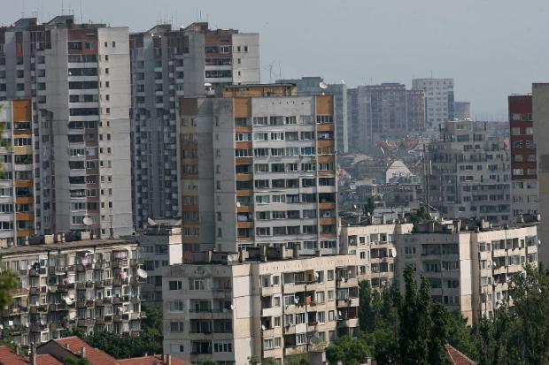 Квартал надежда в Софии