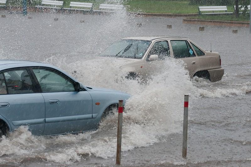 Наводнения в Бургасе и в Варне