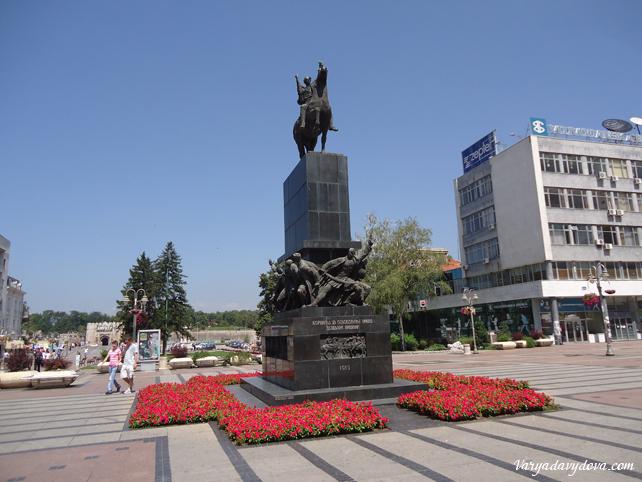 Ниш. Сербия