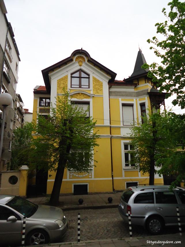 Квартал Оборище в Софии