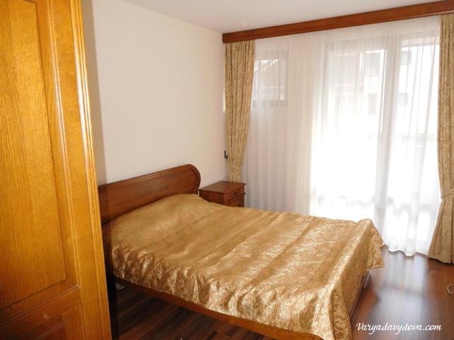Отель Святой Георгий в Банско