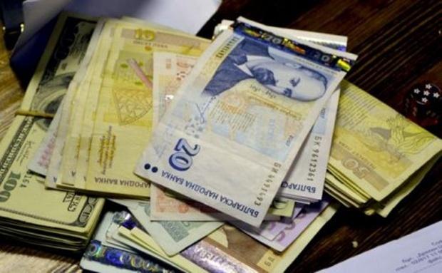 Зарплаты в Болгарии