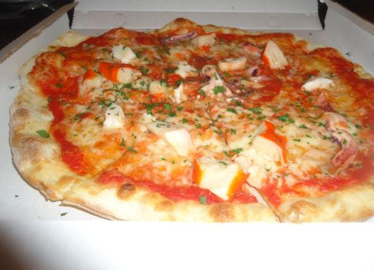 пиццерия в Пирин Гольфе