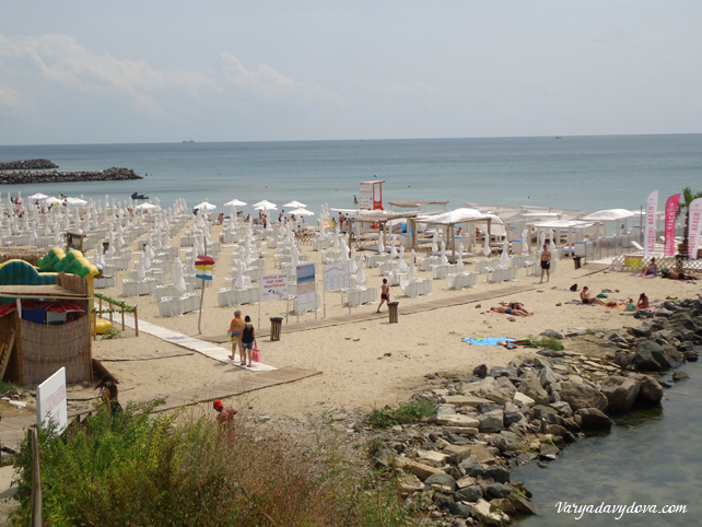 Русская кабинки на пляже фото 380-217