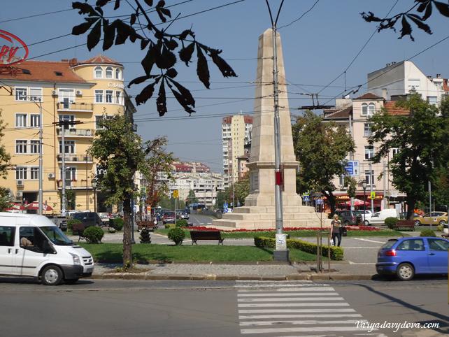 София. Погода в сентябре