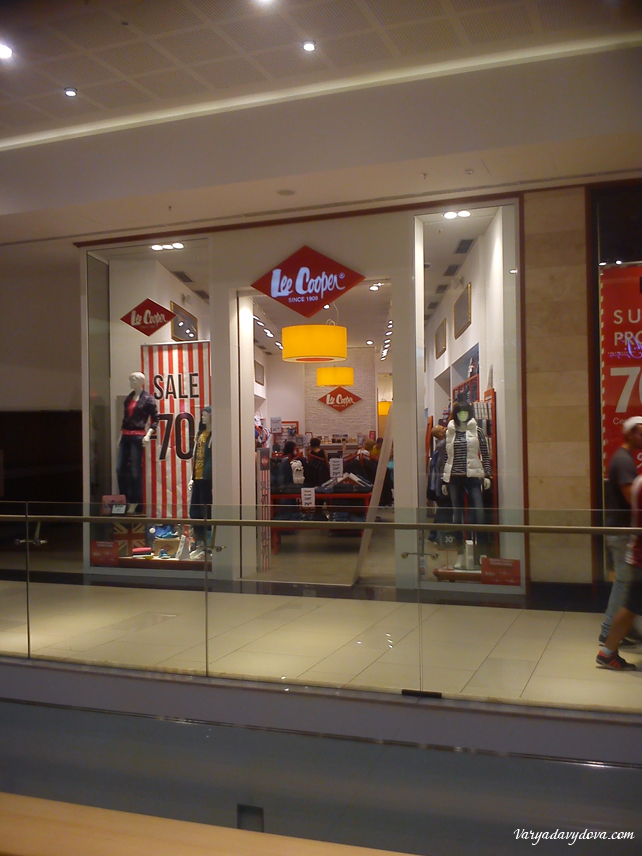 Магазины Софии