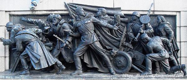 Русские памятники