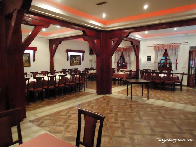 Ресторан Гурманова Тайна. Нишка Баня