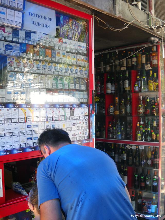 Сколько стоят сигареты в болгарии 2018