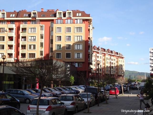 Жилой комплекс Цариградски в Софии
