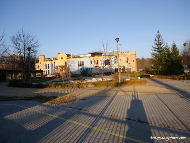 София Ленд (Sofia Land) - парк аттракционов