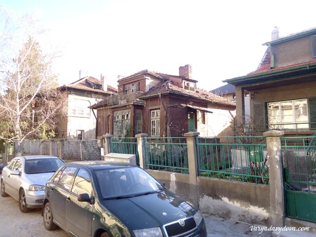 София в марте 2014