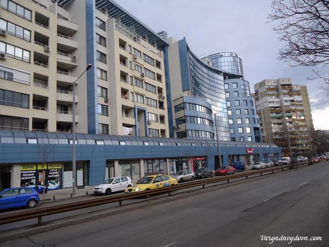 Квартал Стефан караджа