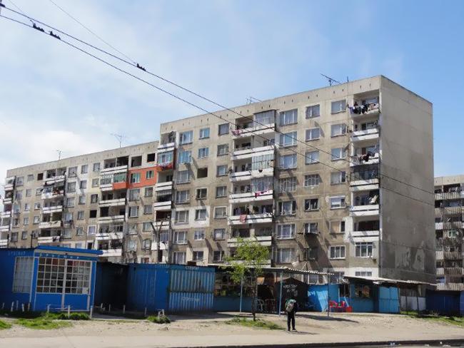 Квартал Столипиново в Пловдиве