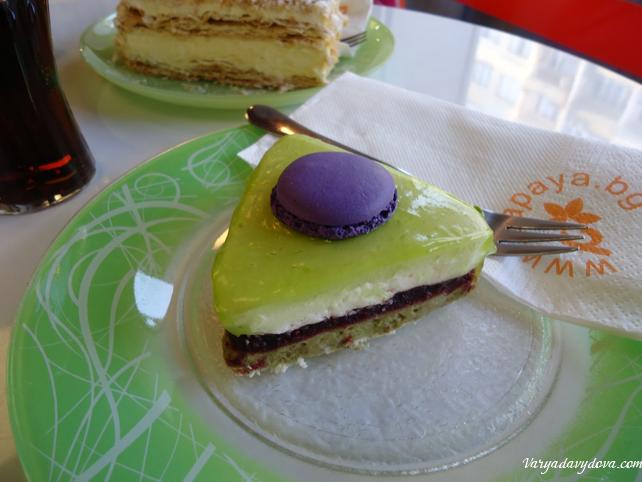 В какой стране придумали торты